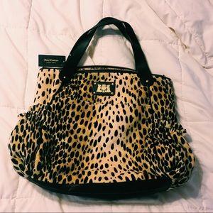 Juicy Couture Cheetah Tote